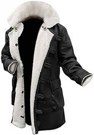 blingsoul shearling leather coats
