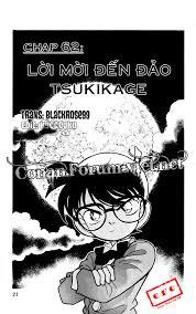 Đọc truyện Thám Tử Lừng Danh Conan Chap 62 online, tập mới