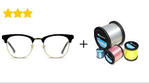 fix broken glasses
