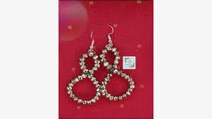 beautiful handmade fashion earrings