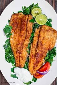Easy Pan Seared Trout Recipe
