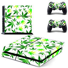 Green Leaves Nature Ps4 Skin Sticker Decal Cover For Sony Ps4 Playstation 4 Console And 2 Controller Skins Consoleskins Co