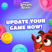 Now's the time to get the latest update!... - Angry Birds Dream ...