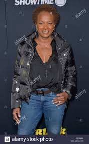 Los Angeles, USA. 14th Jan, 2019. Vanessa Bell Calloway at the premiere of  the Showtime TV