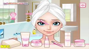 barbie make up and dress up on you