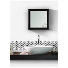 white gloss ceramic wall tile