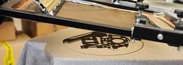 Шелкография, трафаретная печать