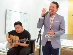 Peter Ha and Miguel Cervantes perform at the David Yurman Chicago... News  Photo - Getty Images