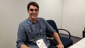 RJ Mitte enjoying his first Paralympic experience | International  Paralympic Committee