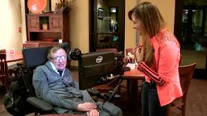 A Brief Interview with Stephen Hawking - YouTube