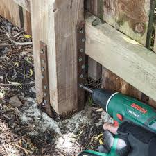 Buy Online Today Easy Diy Fence Post Repair Post Buddy Uk Modern Design 1000 In 2020 Diy Fence Fence Post Repair Fence Post