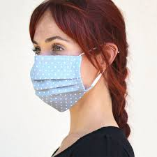 Face Mask with Filter Pocket -