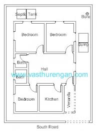 feng shui south facing house missing