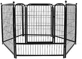 Xiao Long Pet Fence Pet Dog Fence Indoor And Outdoor Fence Small Dog Fence Easy To Assemble Pet Fence Pet Dog Game Fence 3 Sizes Pet Fence Size C Amazon Co Uk Pet