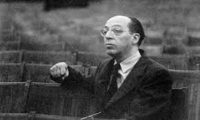 From the classical archive 1960: Aaron Copland interview | Music | The  Guardian
