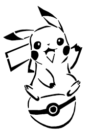Pikachu Being Super Cute By Awiede02 Deviantart Com Kleurplaten