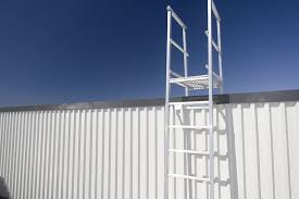 Fixed Ladder Safe T Fab