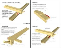 Diy Table Saw Fence Plans Diy Table Saw Fence Table Saw Fence Table Saw