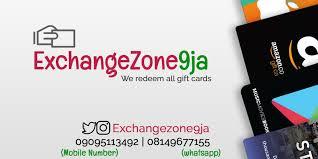 exchange zone get itunes gift card in