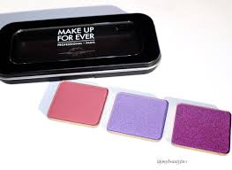 make up for ever artist color shadow