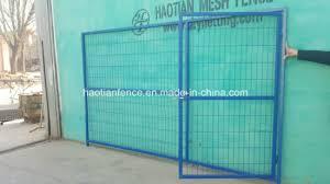 China Hot Sale Canada Temporary Construction Site Fence Panels China Temporary Fence Temporary Fencing