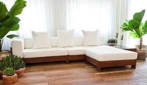 15 Incrível sofa De Madeira Maciça Designs