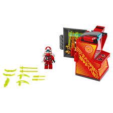 LEGO® NINJAGO® 71714 Bộ Vũ Khí Ninja-Kai