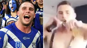 NRL: Bulldogs question timing of naked Adam Elliot video