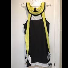 rumour boutique black white and yellow