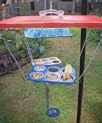 Beyond The Feeder Cool Diy Bird Feeders For Backyard Birders
