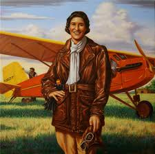 "National Native American Heritage Month – Eula ""Pearl"" Carter Scott, Pilot  – Transportation History"