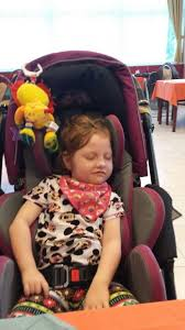 Brave Ava 'improving' under Slovakian therapy | The Northern Echo