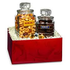 executive gourmet food gift set koeze