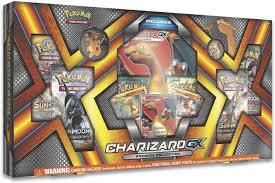 Amazon.com: Pokémon Charizard GX Box Premium Collection: Toys & Games