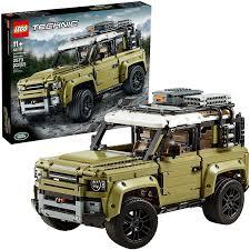 Amazon.com: LEGO Technic Land Rover Defender 42110 Building Kit ...