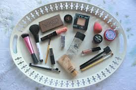 what s in my makeup bag corrines