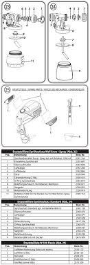 W 590 Flexio Spare Parts