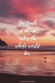 beautiful quotes about nature and wilderness to inspire you