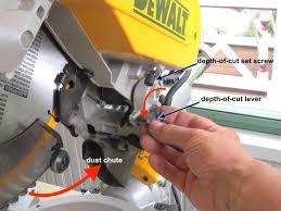 Tool Review Dewalt Dsw 780 12 Dual Bevel Compound Miter Saw