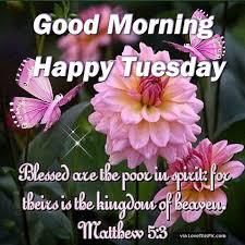 religious good morning tuesdaye