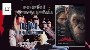 The War - Il pianeta delle scimmie - recensione - Razione ILZ