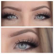 natural but pretty eye makeup by faith