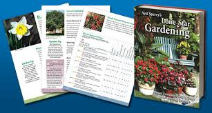 the definitive word in texas horticulture