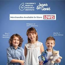 Lowes Australia - It's Jeans for Genes ...