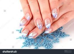 short nails winter