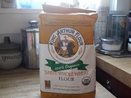 white whole wheat flour is it white