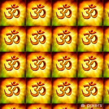 om symbol wallpaper pixers we live