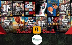 rockstar games humble bundle will meet