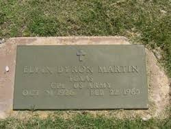 Elvin Byron Martin (1926-1965) - Find A Grave Memorial