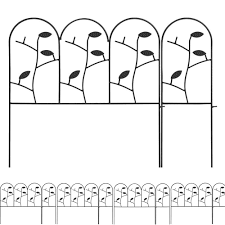 Amagabeli 18in X 7ft Garden Fence Metal Buy Online In Guernsey At Desertcart